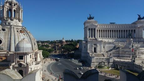 Roma-Terrazza-Civita