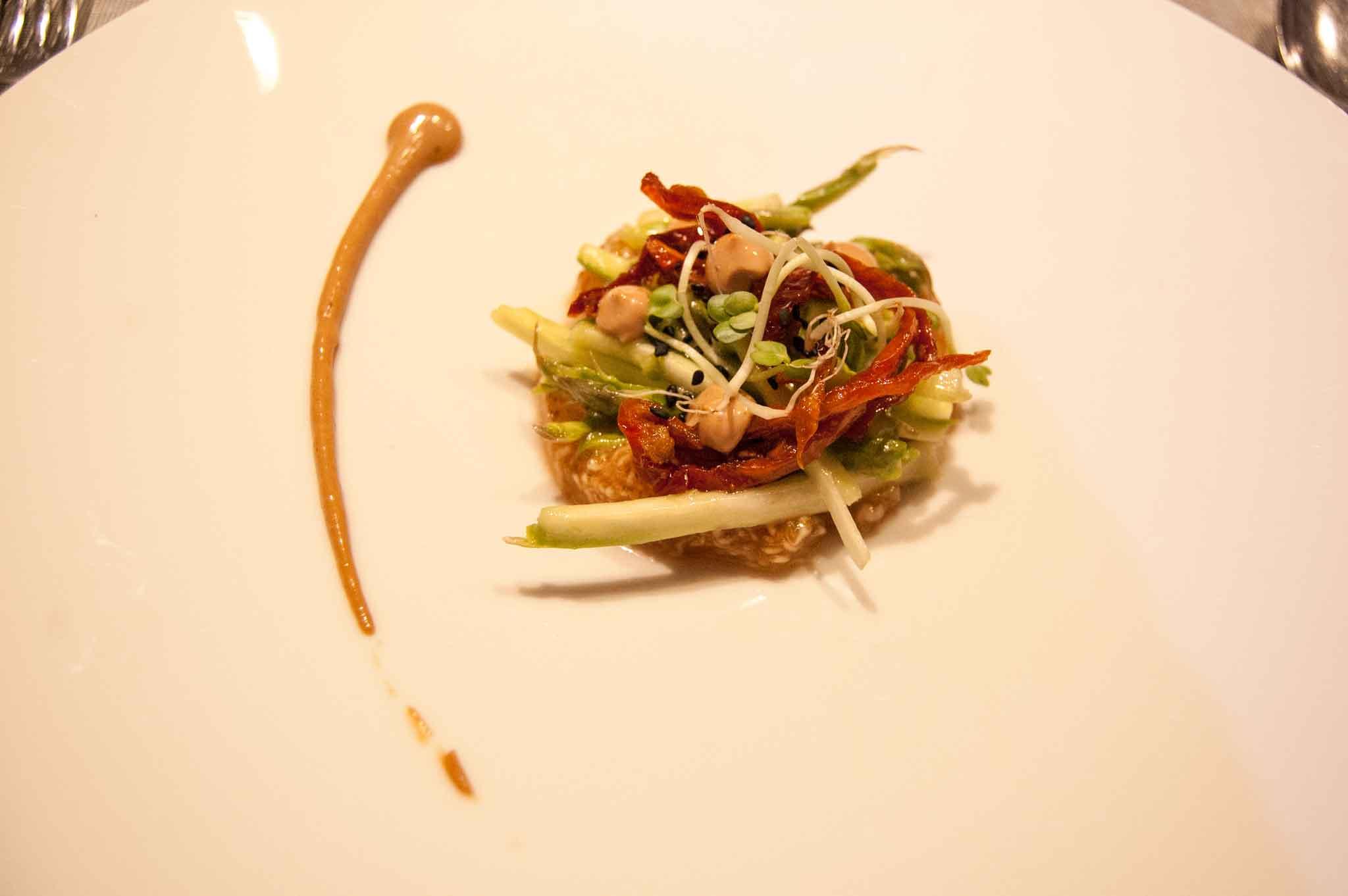 insalata originale vegana per stupire a tavola